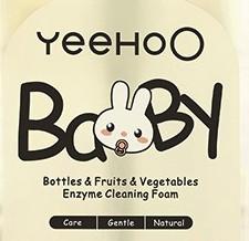 YEEHOO 英氏 YH160 奶瓶清洗剂 450ml