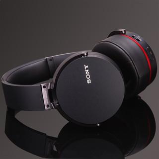 SONY 索尼 MDR-XB950BT 头戴式耳机 黑色