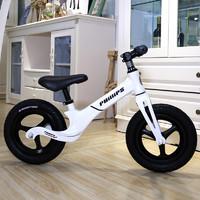 儿童滑行车无脚踏平衡车小孩滑步车1-3-6岁轻便型男孩女孩平行车5