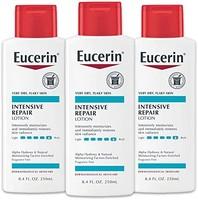 eucerin 乳液,密集修复  3瓶装  限prime会员 *2件