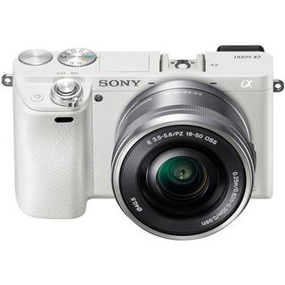 SONY 索尼 Alpha系列 Alpha 6000 微单数码相机机