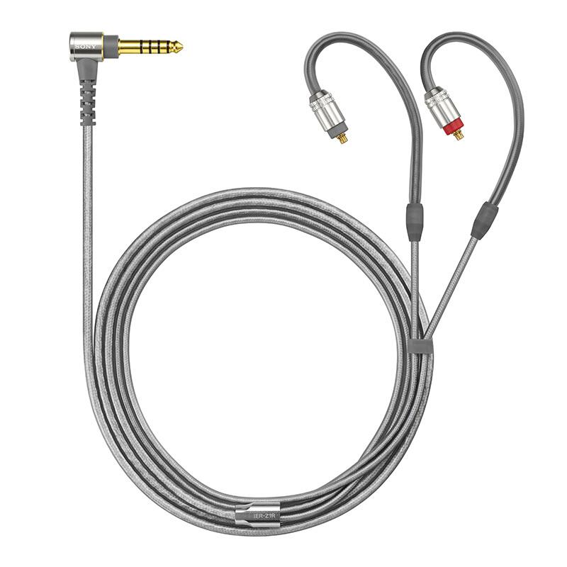 SONY 索尼 IER-Z1R 入耳式立体声耳机 银色