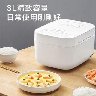 小米(MI)米家电饭煲C1 3L/4L/5L家用电饭锅智能预约多功能烹饪 米家电饭煲C1 3L