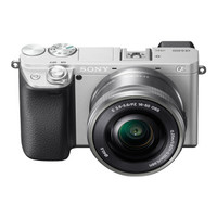 双11预售:SONY 索尼 ILCE-6400 微单相机(16-50mm F3.5-5.6)套机