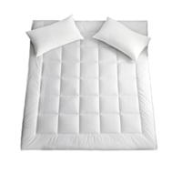 CELEN 防滑抑菌透气 舒适睡眠床垫子保护垫 轻便折叠床垫子 180*200*6cm