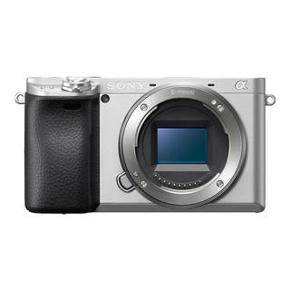 SONY 索尼 Alpha系列 Alpha 6400 APS-C微单数码相机