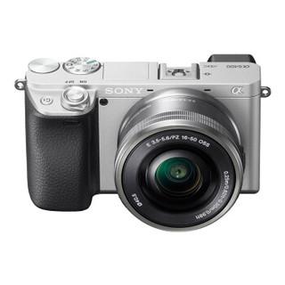 SONY 索尼 Alpha 6100 半画幅微单相机