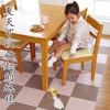 日本进口免胶自粘地垫儿童拼接厨房防污木地板楼梯榻榻米保护地毯