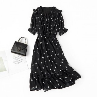 La Chapelle 拉夏贝尔 24669 女式连衣裙
