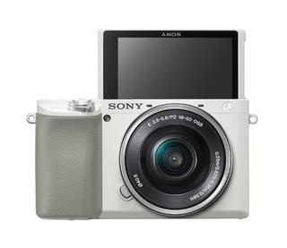 SONY 索尼 Alpha 6100 APS-C画幅微单数码相机 单机身