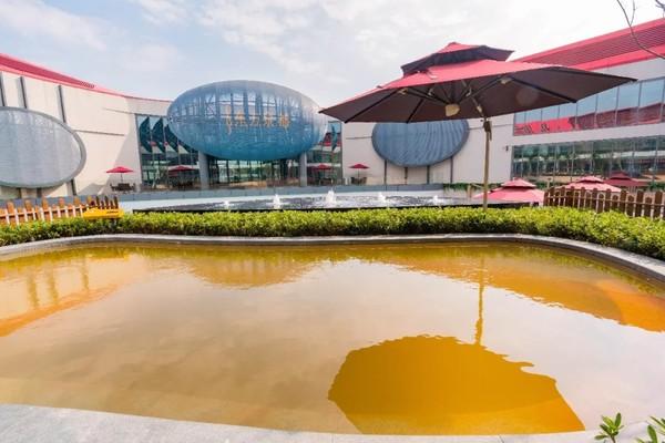 国庆可用!上海东方泉都温泉游乐场自助餐+温泉游乐场套票