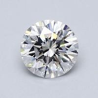 补贴购、银联返现购:Blue Nile 0.83克拉圆形切割钻石(切工非常好 成色F 净度VS1)