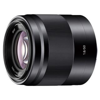 SONY 索尼 SEL50F18 APS-C画幅标准定焦镜头