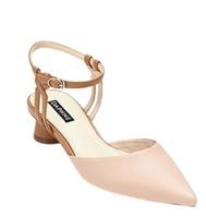 DAPHNE 达芙妮 2040204110102 女士露跟单鞋