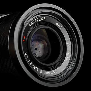 SONY 索尼 Sonnar T* E 24mm F1.8 ZA 蔡司镜头 E卡口