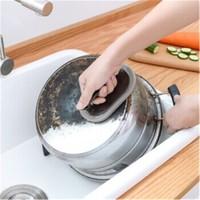 斑哲  锅底除垢清洁刷子 2个装