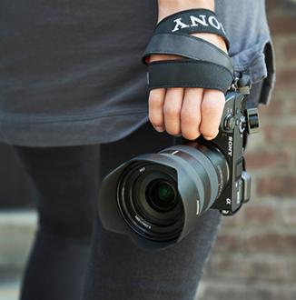 SONY 索尼 SEL1655G APS-C画幅标准变焦G镜头 E 16-55mm F2.8 G E卡口