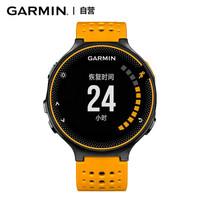 佳明(GARMIN)智能手表 FR 235 支付版手表 黑橙色 GPS定位 男女心率腕表 跑步骑行防水训练运动手表