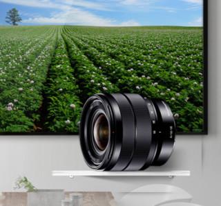 SONY 索尼 SEL1018 APS-C画幅恒定光圈广角变焦微单镜头 E 10-18mm F4 OSS E卡口