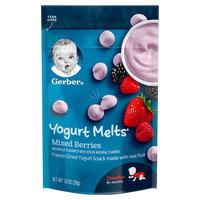 Gerber 嘉宝 婴幼儿混合莓味酸奶溶豆 28g
