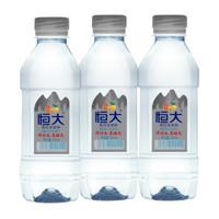 恒大柠檬/原味苏打水360ml*24瓶 *6件