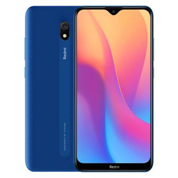 Redmi 红米 8A 4G智能手机 4GB+64GB 深海蓝