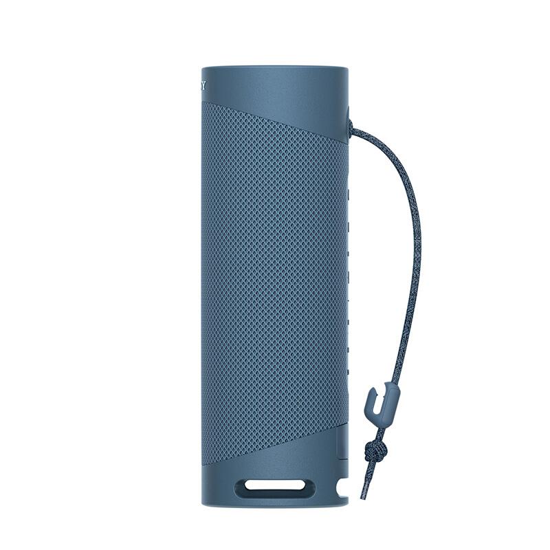 SONY 索尼 SRS-XB23 防水便携无线音箱 淡蓝色