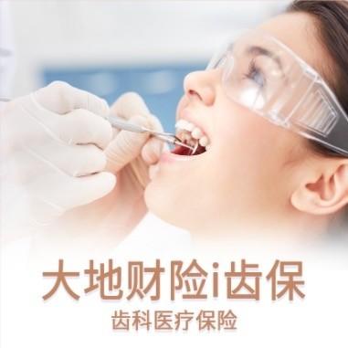 大地i齿保齿科医疗保险(普惠版)