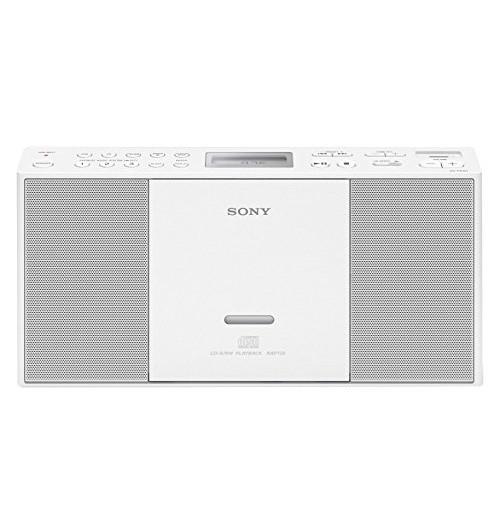 SONY 索尼 ZS-PE60 便携式收音机 白色