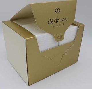 Cle de Peau BEAUTE 肌肤之钥 化妆棉 白色 120张