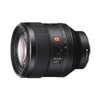 SONY 索尼 FE 85mm F1.4 GM 远摄定焦镜头 索尼FE卡口 77mm
