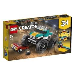 LEGO 乐高 创意百变系列 31101 怪兽卡车