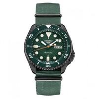 SEIKO 精工 新盾牌5号系列 男士运动机械手表