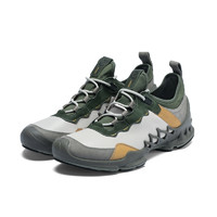 ecco 爱步 健步探索系列 男士户外跑鞋 80281452093 米灰色 43