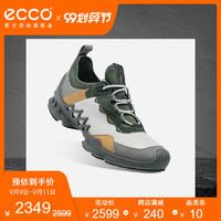 ECCO爱步运动鞋男2020年秋季新款户外跑步鞋男鞋 健步探索802814