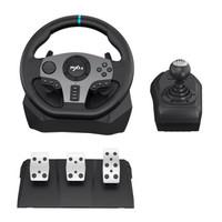 PXN-V9 游戏方向盘 带离合 手动排挡 兼容PC/PS4/XBOX ONE/ SWITCH