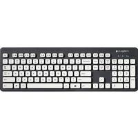 logitech 罗技 K310 有线薄膜键盘 黑色 无光