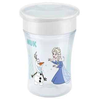 NUK宽口径魔术杯儿童宝宝360度任意吸水塑料PP学饮杯