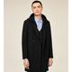 GXG 174226527 男士羊毛大衣 *2件 210元包邮(合105元/件)