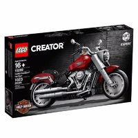 百亿补贴:LEGO 乐高 Ideas系列 10269 哈雷摩托车