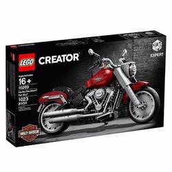 LEGO 乐高 Ideas系列 10269 哈雷摩托车
