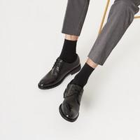 hotwind 热风 H043M0737001 男士牛皮鞋