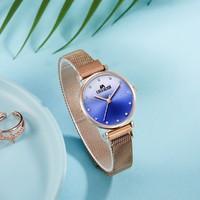 励柏艾顿 LA1005 女士时尚简约大气手表