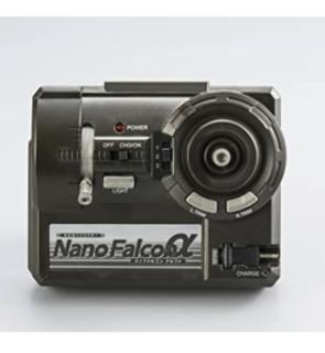 BANDAI 万代 84657-BK NANO-FALCON α 红外遥控直升机