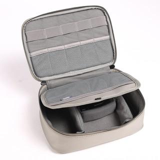 dpark数码收纳包 鼠标数据线移动电源保护袋 U盘耳机充电器整理盒数据线充电器ins数码整理2.5寸硬盘保护套