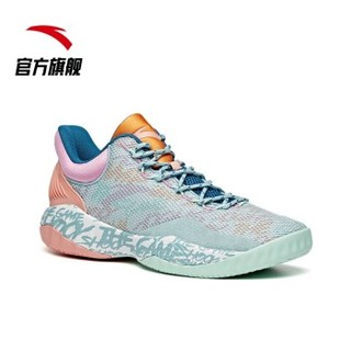 ANTA 安踏 KT系列 112031605 男士减震篮球鞋