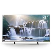 SONY 索尼 KD-43X8000E 4K液晶电视 43英寸