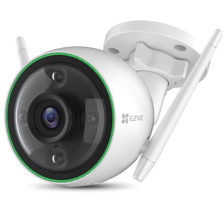 EZVIZ 萤石 C3C 4MP 2.8MM 监控摄像头 400万像素