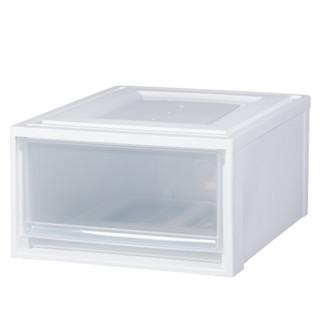 IRIS 爱丽思 BC-500 收纳箱 47L 白色