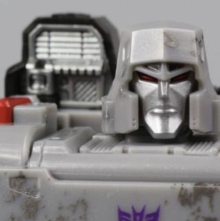 Hasbro 孩之宝 变形金刚 决战塞伯坦围城系列 航行家级 E3543 威震天